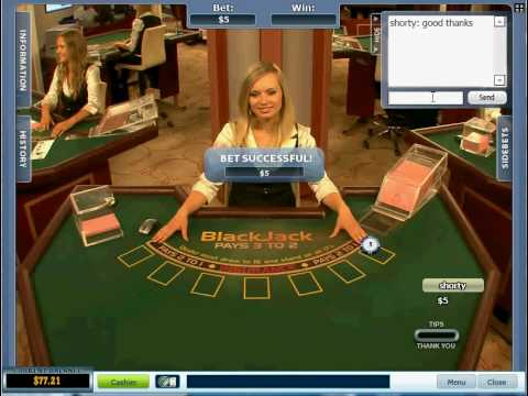 Live Blackjack Online Introduction