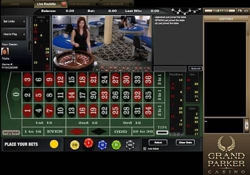 roulette live stream